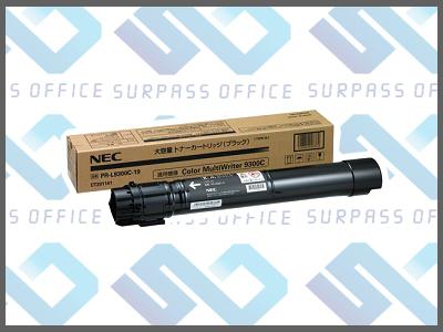 NEC純正PR-L9300C-19(K)カラーマルチライター9300C/9350C