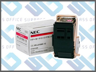 NEC純正PR-L9100C-12(M)カラーマルチライター9100C