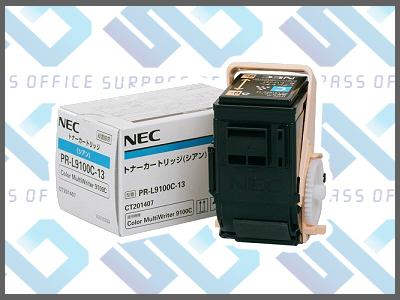 NEC純正PR-L9100C-13(C)カラーマルチライター9100C