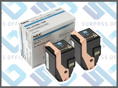 NEC純正PR-L9100C-13W(C)(2本入)カラーマルチライター9100C