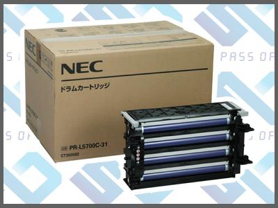 NEC純正PR-L5700C-31ドラムカラーマルチライター5700C/5750C