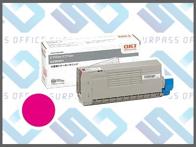 OKI純正TNR-C4GM2 (マゼンタ)/C711dn/C711dn2