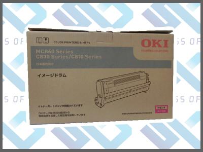 OKI純正ID-C3KM (マゼンタドラム)/C810dn/C810dn-T830dn/MC860dn/MC860dtn