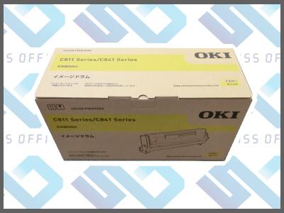 OKI純正ID-C3LY (イエロードラム)/C811dn/C811dn-T/C841dn