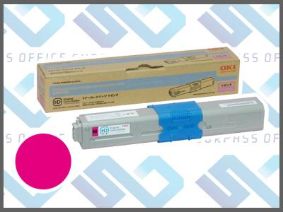 OKI純正TNR-C4HM1 (マゼンタ)/C510dn/C530dn/MC561dn