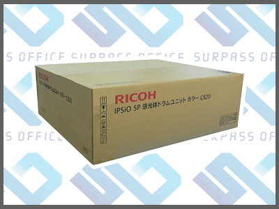 リコー純正感光体ドラムユニット C820 カラー C821/C821N/SP C820