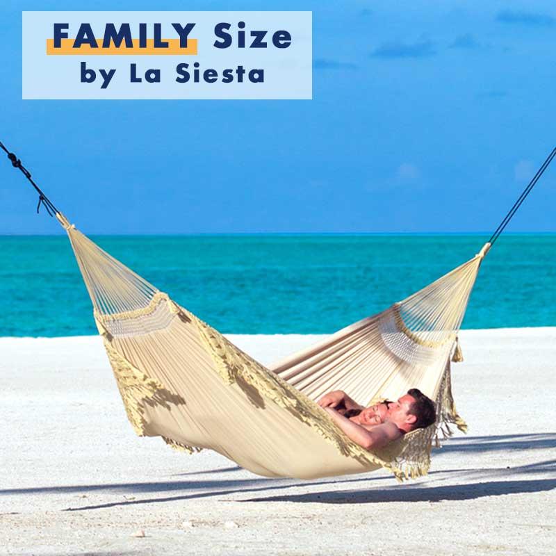 人気ブランドを La Siesta Siesta 吊り ハンモック 1~3人用 ファミリー ファミリー 屋外 室内 吊り, 富士見町:d4af5fd5 --- business.personalco5.dominiotemporario.com