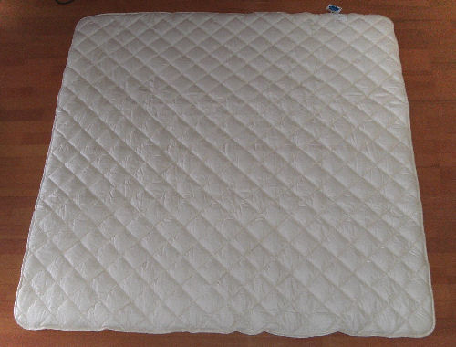 【正方形】こたつ敷き二層式布団