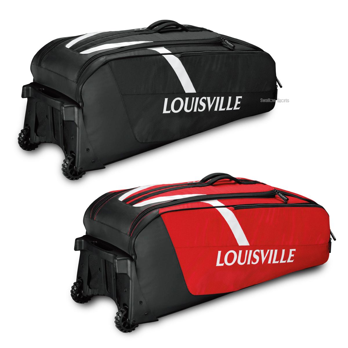 【あす楽対応】 ルイスビルスラッガー SELECT キャリーバッグ バットケース 4本入れ WTL9701 遠征バッグ 野球部 野球用品 スワロースポーツ