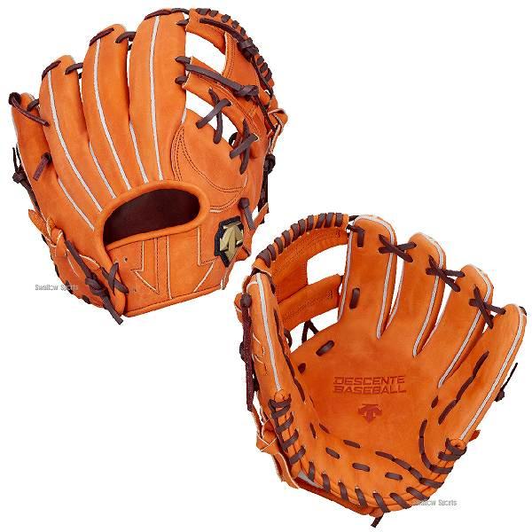 20%OFF デサント 野球 軟式 内野手用 グラブ セカンド・ショート用 DBBLJG54 軟式用 グローブ 一般 野球グローブ軟式大人 野球部 M号 M球 秋季大会 野球用品 スワロースポーツ