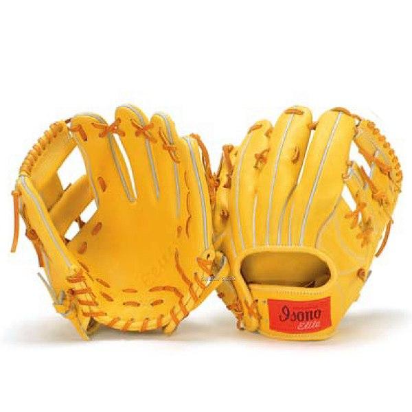 イソノ isono 野球 軟式グローブ グラブ 一般 ELITE SERIES 内野手用 G-1804 軟式用 大人 M号 M球 野球部 軟式野球 野球用品 スワロースポーツ