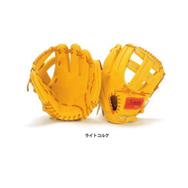 イソノ isono 野球 軟式グローブ グラブ 一般 DELUXE SERIES オールラウンド用 G-2185 軟式用 M号 M球 野球部 軟式野球 大人 野球用品 スワロースポーツ