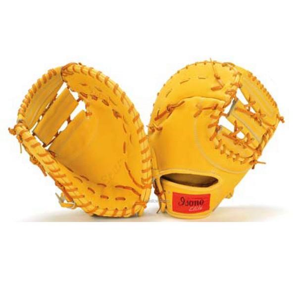 イソノ isono 野球 軟式 ファースト ミット 一般 ELITE SERIES 一塁手用 GF-1803 軟式用 M号 M球 野球部 軟式野球 大人 野球用品 スワロースポーツ