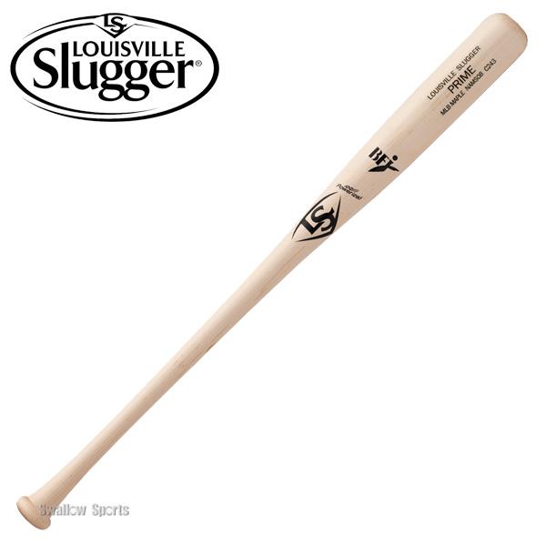 【あす楽対応】 送料無料 ルイスビルスラッガー 硬式 バット PRIME MLB メープル 木製 BFJマーク入 WTLNAMS08