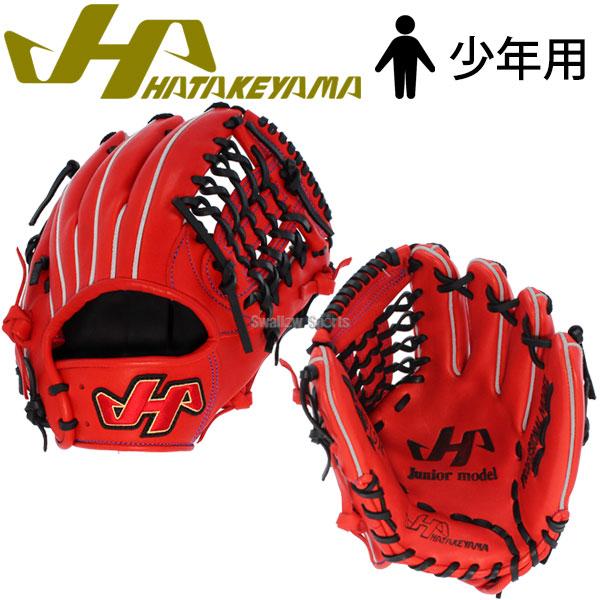 【あす楽対応】 ハタケヤマ hatakeyama 軟式 少年用 グラブ TH-Jr SERIES TH-JS19R グローブ 軟式用 入学祝い 合格祝い 春季大会 新入生 卒業祝いのプレゼントにも 野球部 野球用品 スワロースポーツ