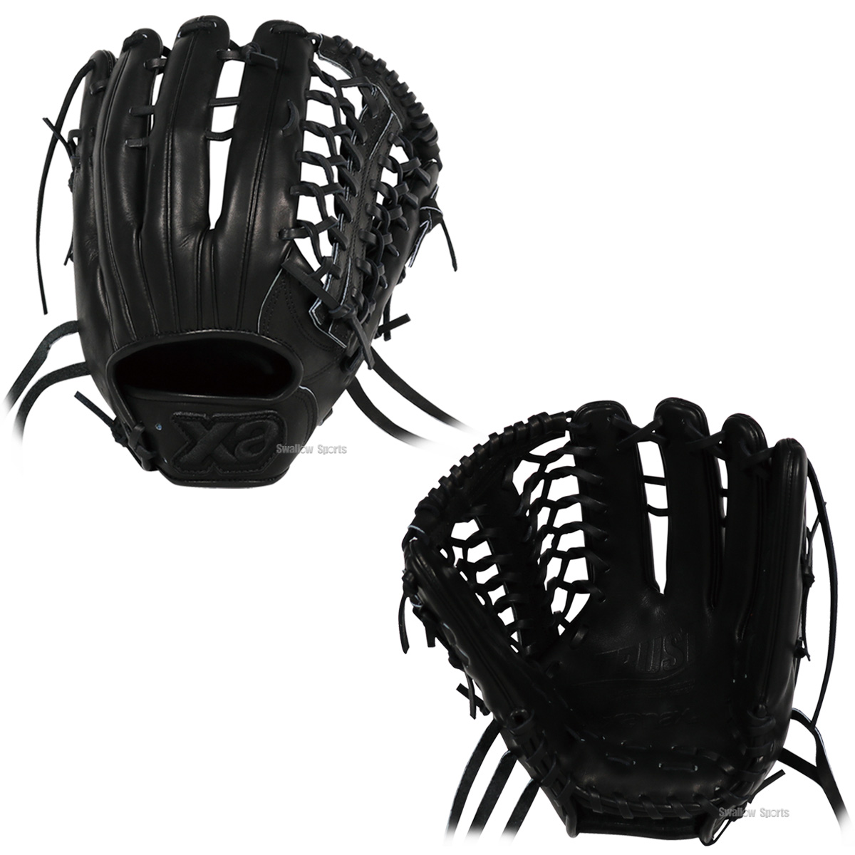 【あす楽対応】 送料無料 ザナックス XANAX 硬式グローブ グラブ トラスト BLACK LINE 外野手用 外野用 BHG-72118S 硬式用 高校野球 入学祝い 合格祝い 春季大会 新入生 卒業祝いのプレゼントにも 野球部 野球用品 スワロースポーツ