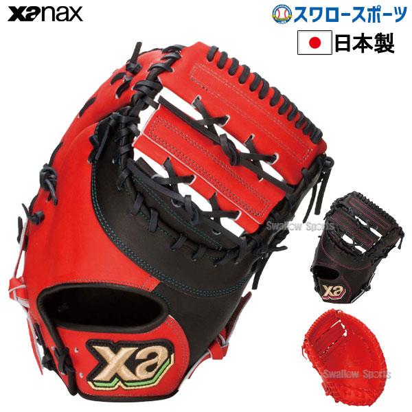 【あす楽対応】 送料無料 ザナックス XANAX 軟式 ファーストミット ザナパワー 右投 左投 一塁手用 BRF3520 大人 新商品 野球用品 スワロースポーツ