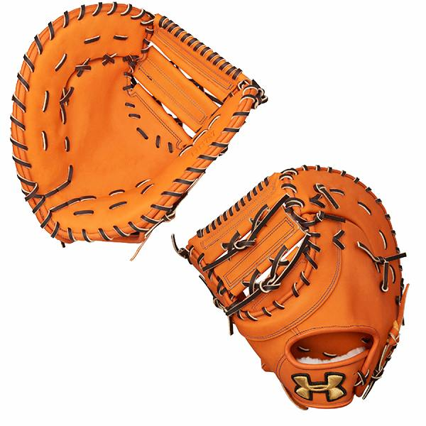 アンダーアーマー UA 硬式 ミット UA TL HB FIRSTBASE GLOVE (L) 一塁手用 左投用 1313787 硬式用 野球用品 スワロースポーツ