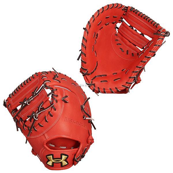 アンダーアーマー UA 軟式 ファーストミット 一塁手用 左投用 1313804 軟式用 M号 M球 秋季大会 野球用品 スワロースポーツ