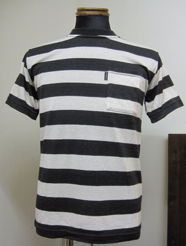 ウエストライド(WESTRIDE)CAROLINA SHORT SLEEVE TEE CHCL/CRM