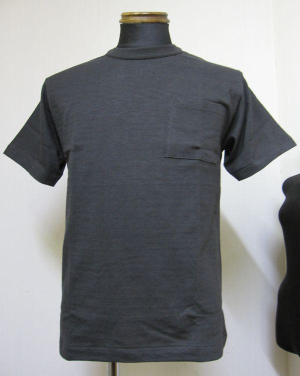 ショップ ウェアハウス WAREHOUSE Lot 4601 ポケット半袖TEEシャツ -スミクロ 超激得SALE