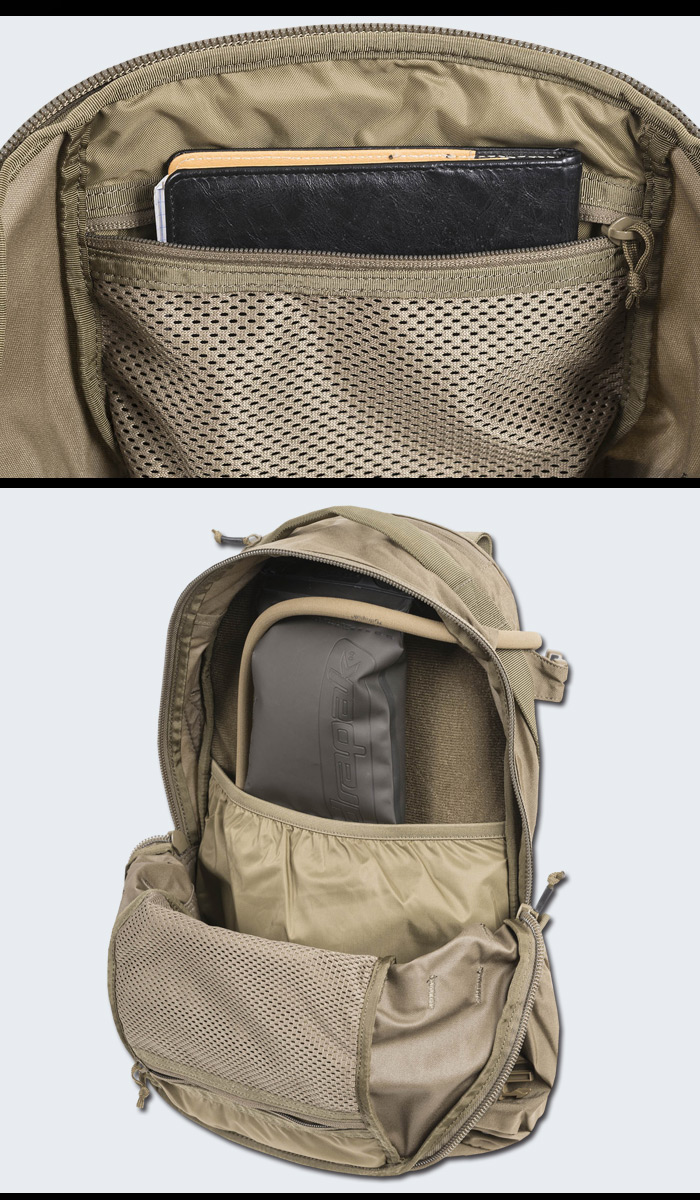 Helikon Tex Carryall Backup Bag Shooping Outdoor Freizeit Tasche camogrom