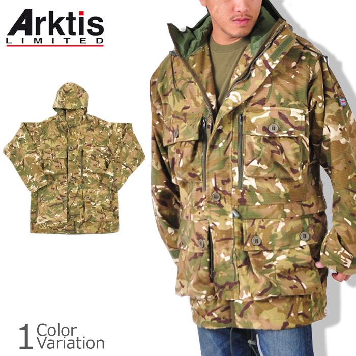 ARKTIS(アークティス) UK SMOCKAR-36