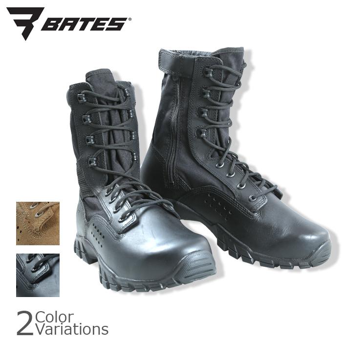 BATES(ベイツ) COBRA-8 COMBAT BOOTS SIDE ZIP コブラ コンバット ブーツ サイドジップ 【中田商店】BA-2268