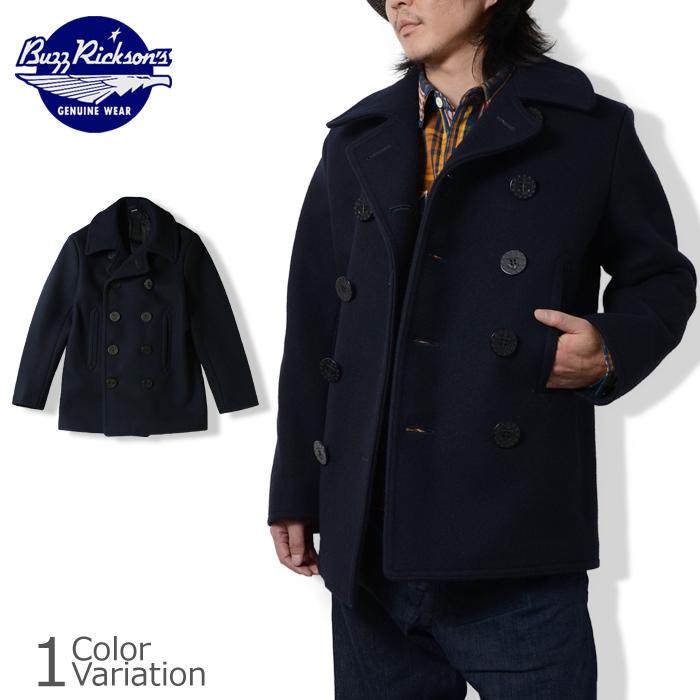 Buzz Rickson's(バズリクソンズ) PEA COAT