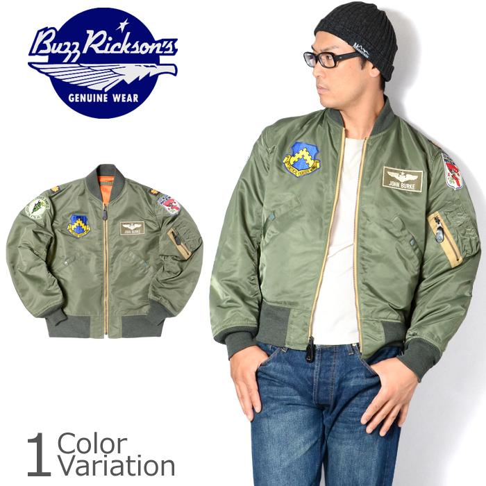 Buzz Rickson's(バズリクソンズ) TYPE L-2B H-TYPE 433rd TAC. FTR. SQ. フライトジャケット BR14181