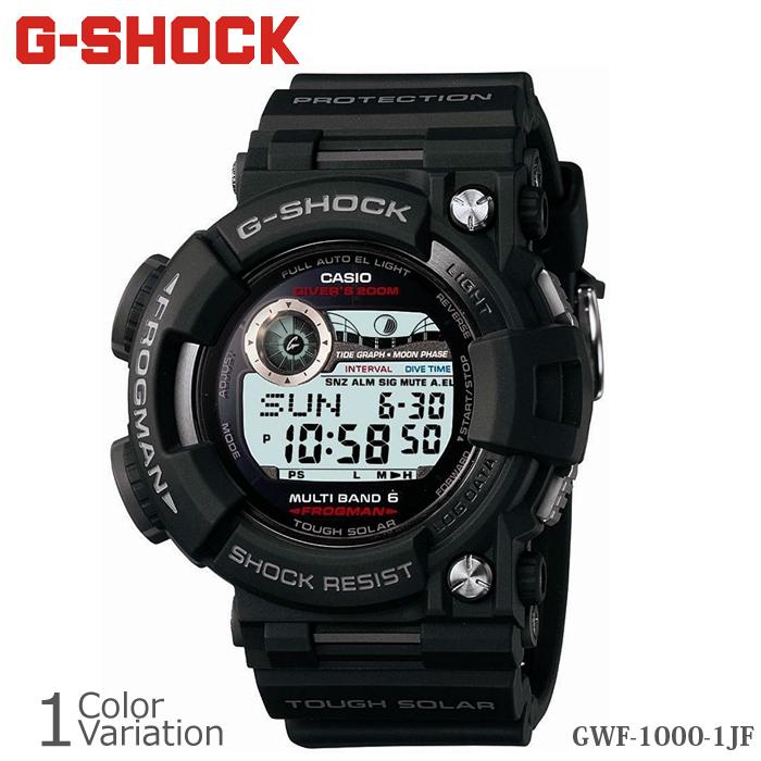 CASIO(カシオ) G-SHOCK GWF-1000-1JF 樹脂バンド