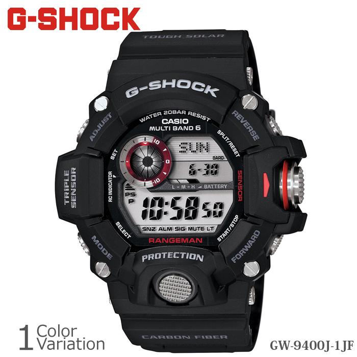 CASIO(カシオ) G-SHOCK GW-9400J-1JF 樹脂バンド