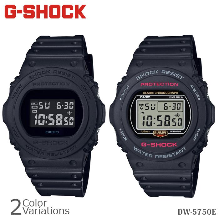 CASIO(カシオ) G-SHOCK DW-5750E 腕時計 【正規1年保証】