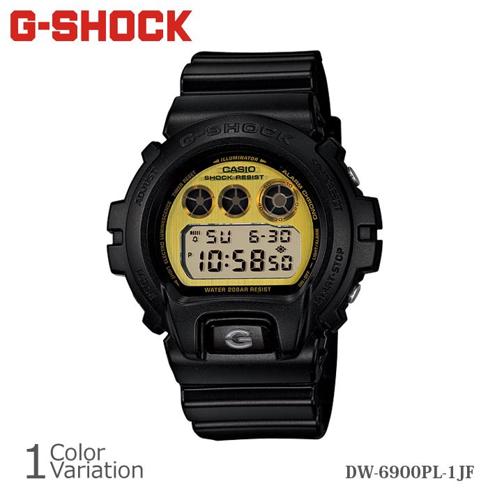 CASIO(カシオ) G-SHOCK DW-6900PL-1JF 樹脂バンド 【正規1年保証】