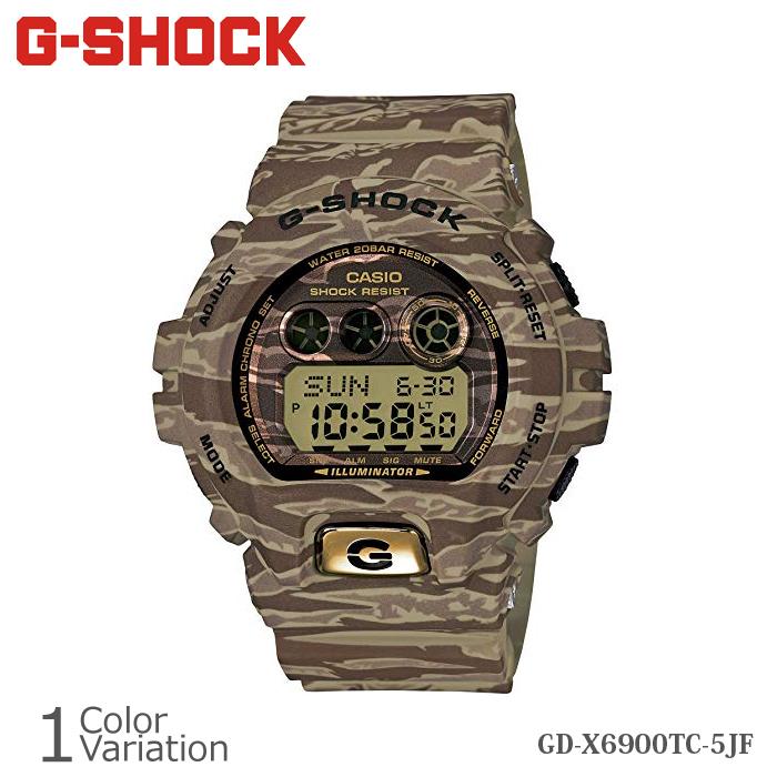 CASIO(カシオ) G-SHOCK GD-X6900TC-5JF 樹脂バンド 【正規1年保証】