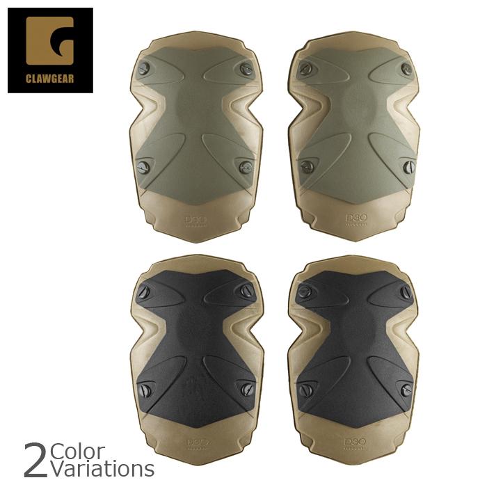 CLAWGEAR(クロウギア) Trust HP Internal Knee Pad D3O トラスト ハイパフォーマンス インターナル ニーパッド ディースリーオー