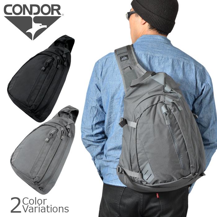 CONDOR OUTDOOR(コンドル アウトドア) Sector Sling Pack セクター スリング パック 111100