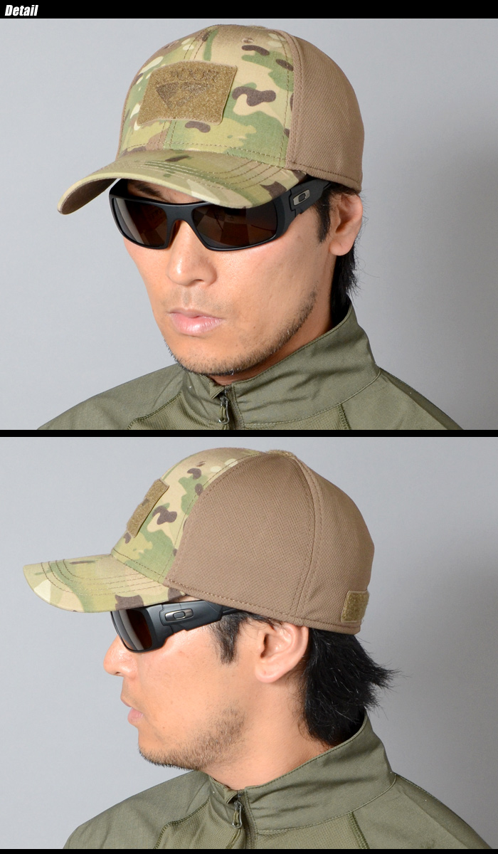 CONDOR OUTDOOR (condor outdoor) Flex Tactical Cap with MultiCam  フレックスタクティカルキャップ 161,080-008