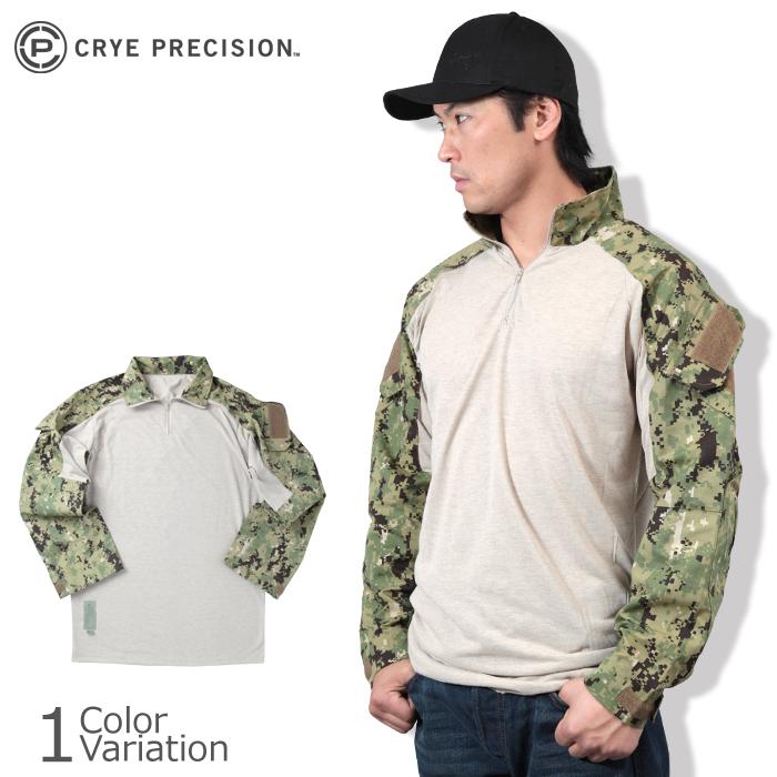 Crye Precision(クライ プレシジョン) COMBAT SHIRT ARMY CUSTOM FR DRIFIRE