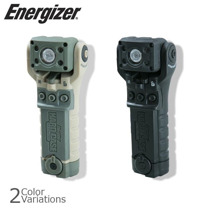 Energizer(エナジャイザー) ハードケース タクティカル ブラボー スイベル ライト Hard Case Tactical Bravo Swivel Head LightHCT2GU21L