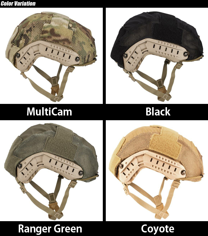 FirstSpear(파스트스피아) Ops-Core FAST Helmet Cover 헬멧 커버 Hybrid