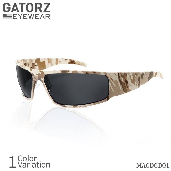 GATORZ(ゲイターズ) DIGI MAGNUM デジタル マグナム サングラス MAGDGD01 【正規取扱い】