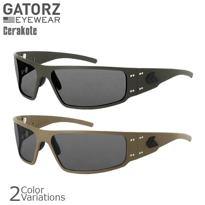 GATORZ(ゲイターズ) MAGNUM Cerakote マグナム セラコート サングラス 【正規取扱い】