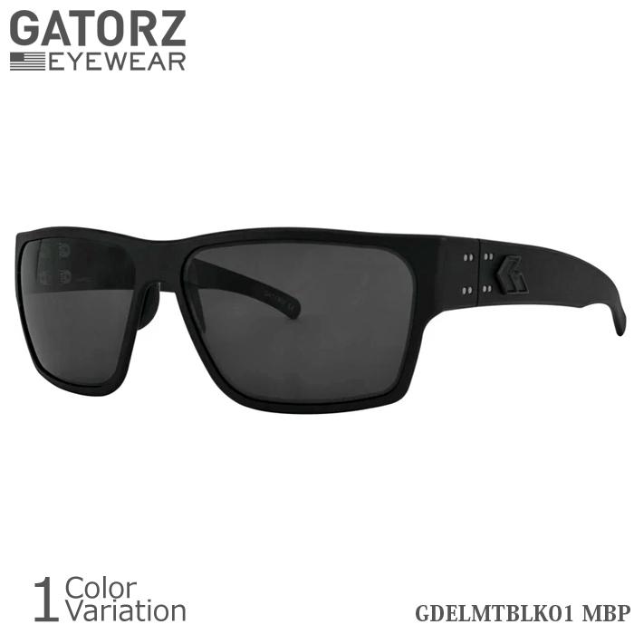 GATORZ(ゲイターズ) DELTA Blackout デルタ ブラックアウト サングラス【正規取り扱い】GDELMTBLK01MBP