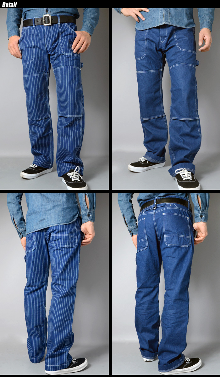 HOUSTON(休斯敦)Painter Pants pe际裤子1408