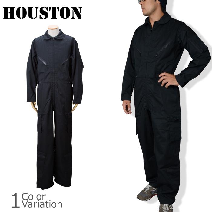 HOUSTON(ヒューストン) カバーオール フライトスーツ 5K-2B