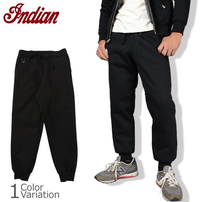 indian スウェット ボンディング パンツ IM46817