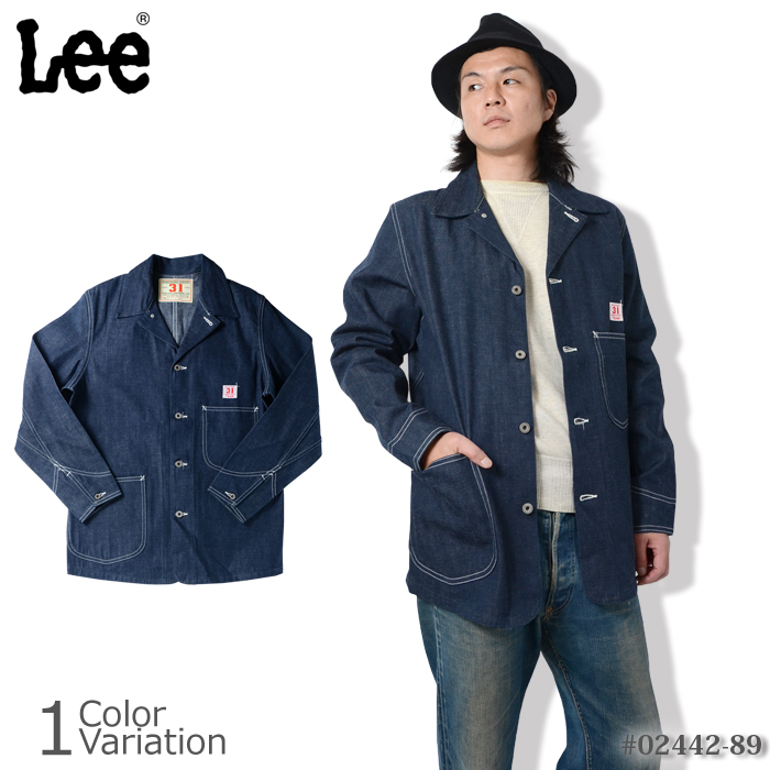 Lee(リー) THE ARCHIVES WW2 LOCO JACKET(アーカイブス ロコジャケット 大戦モデル) #02442-89