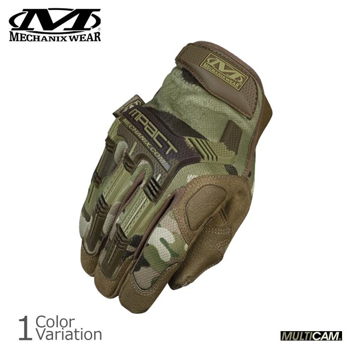 MECHANIX WEAR(メカニクス ウェアー) M-PACT Glove エムパクト グローブ マルチカム MPT-78