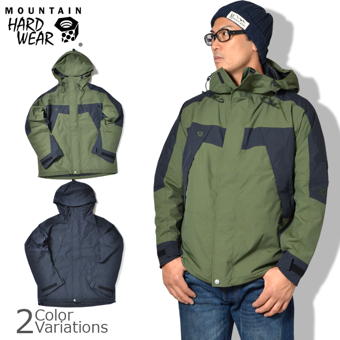 MOUNTAIN HARD WEAR Paradigm Jacket パラダイムジャケット OE8750